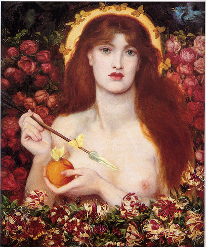 """Venus Verticordia (""""changer of hearts""""), the goddess who restores purity"""